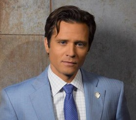 "Exclusive CASTLE Seamus Dever ""Detective Kevin Ryan"" Interview ABC"